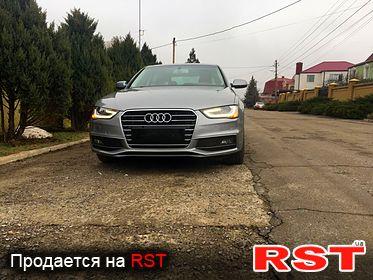 Продается на RST - AUDI A4 2015 года, Авторынок на РСТ ...