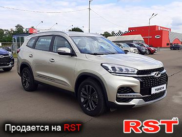 CHERY Tiggo 8 Luxury 2019