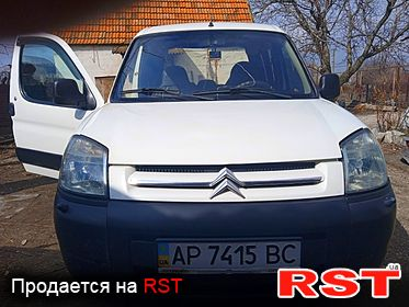CITROEN Berlingo , обмен 2006