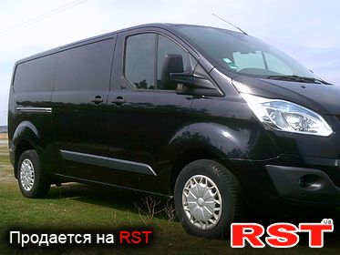 FORD Custom Transit 2014