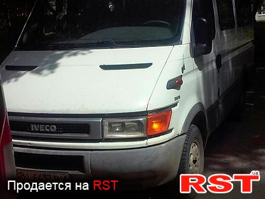 IVECO Daily , обмен 2001