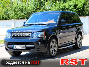 LAND ROVER Range Rover Sport Star Tech 2012