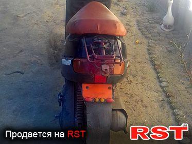 Скутер Yamaha Aprio: детальный обзор и характеристика | 280x373