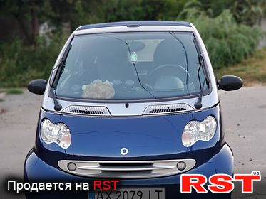 SMART Fortwo , обмен 2004