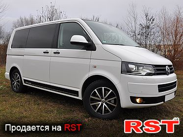 VOLKSWAGEN Multivan EDITION 25 2012